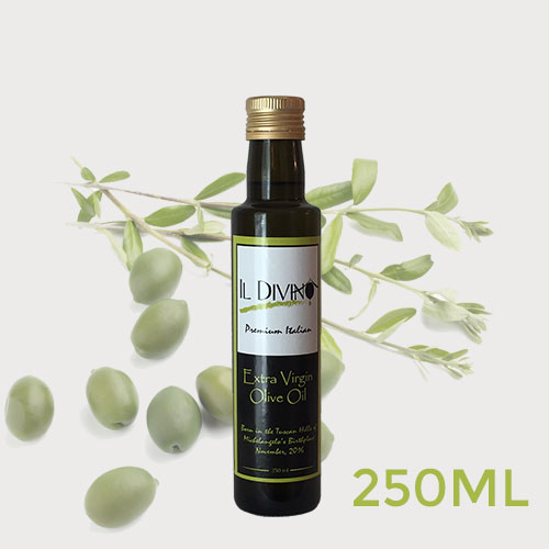 IL DIVINO Extra Virgin Olive Oil 250ml
