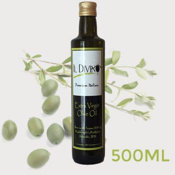 IL DIVINO Extra Virgin Olive Oil 500ml