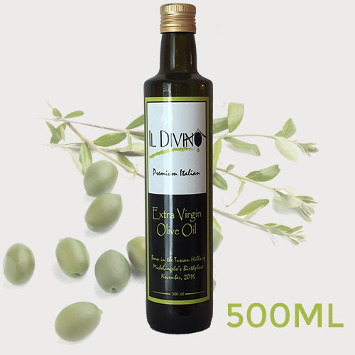 IL DIVINO Extra Virgin Olive Oil 500ml