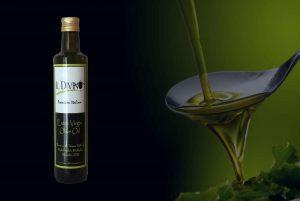 Extra Virgin Olive Oil in diet