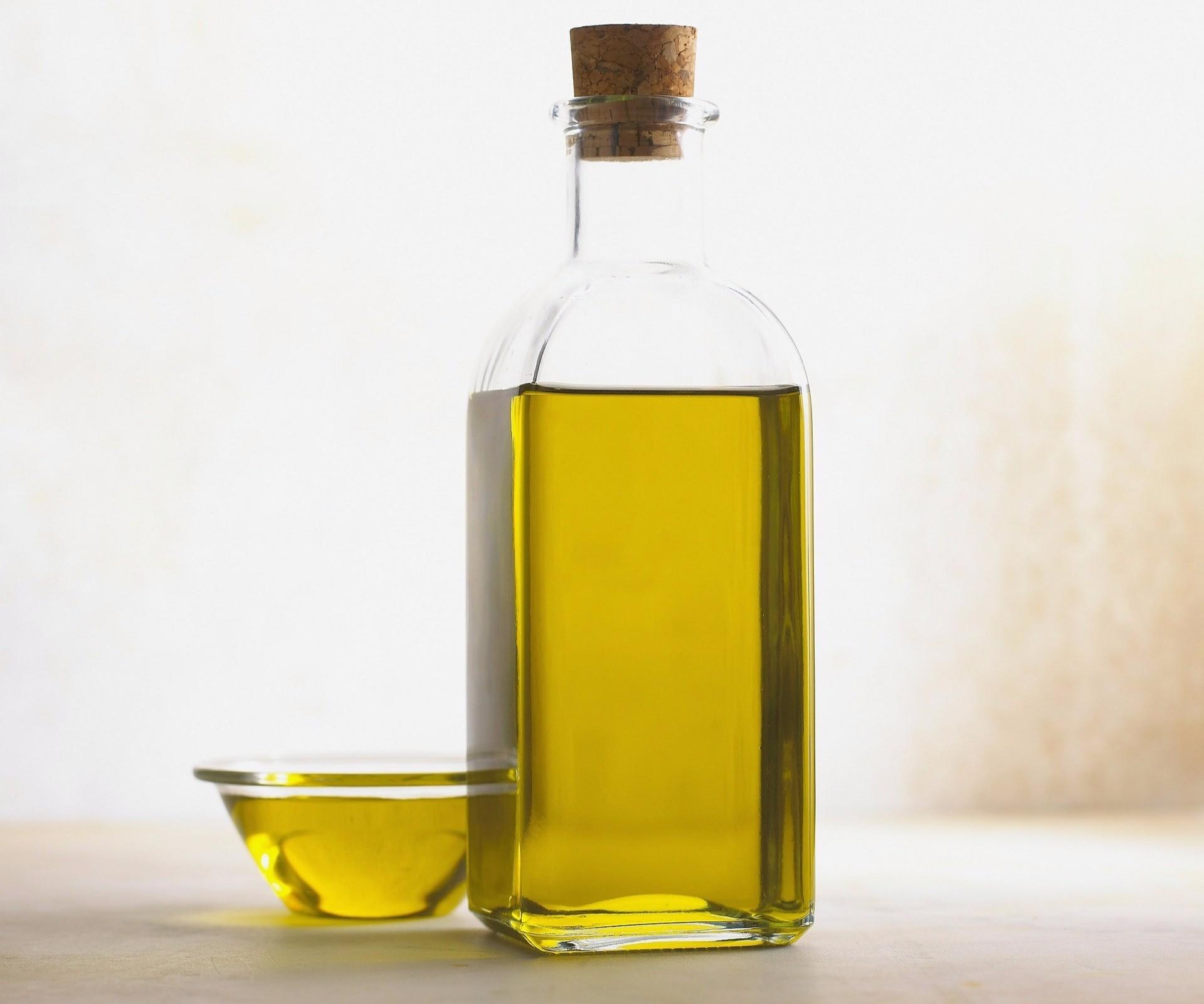 Supermarket Olive Oil